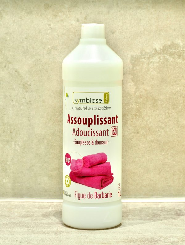 Assouplissant Symbiose 1L Figue de Barbarie