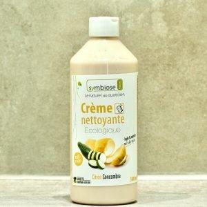 Crème Nettoyante Symbiose 500ml Citron Concombre