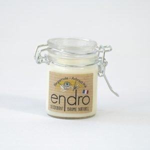 Déodorant Endro Bergamote-Arbre à Thé