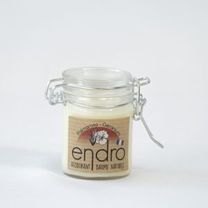 Déodorant Endro Palmarosa Géranium