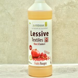 Lessive Symbiose 1L Fruits Rouges