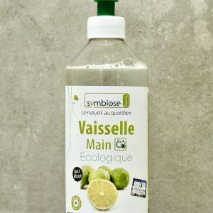 Vaisselle Main Symbiose 500ml Citron Vert