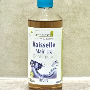 Vaisselle Main Symbiose 500ml Neutre
