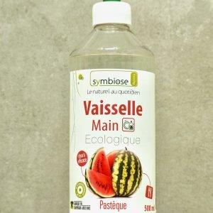 Vaisselle Main Symbiose 500ml Pastèque